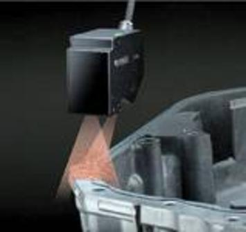 capteur de d placement laser 2d s rie lj g profilom tre laser. Black Bedroom Furniture Sets. Home Design Ideas
