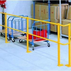Barri re de protection pour atelier et entrep t barri re for Barriere de protection