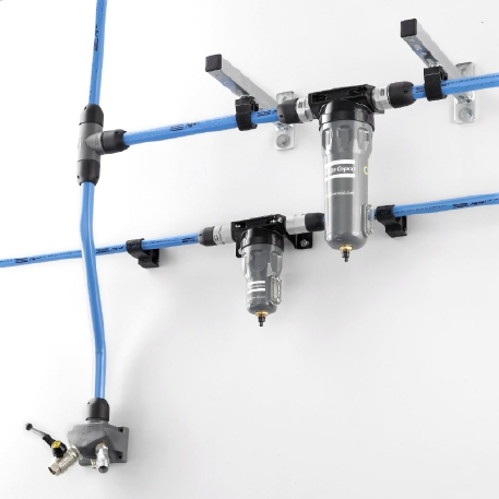 Syst 232 Me Modulaire De Distribution D Air Comprim 233 R 233 Seau