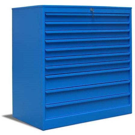 armoire d 39 atelier tiroirs armoires pour atelier. Black Bedroom Furniture Sets. Home Design Ideas