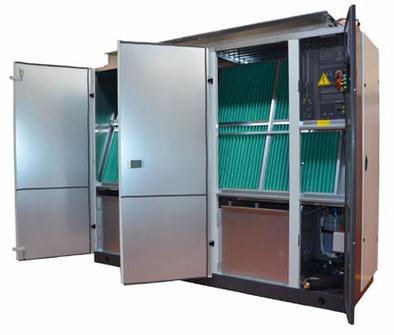 armoire de climatisation eau glac e magister cw. Black Bedroom Furniture Sets. Home Design Ideas