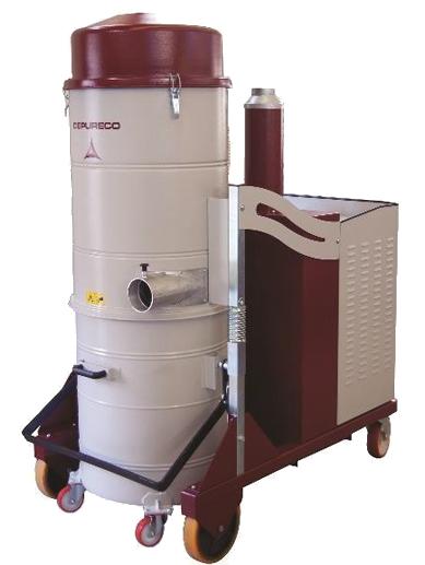 aspirateurs industriels triphas puma aspirateur. Black Bedroom Furniture Sets. Home Design Ideas