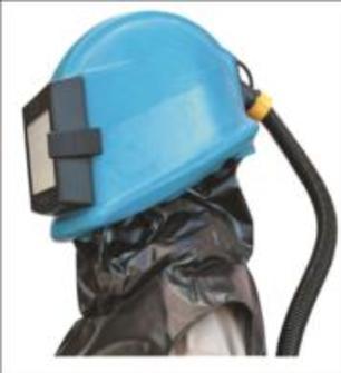 Bullard Sabler Casque Intérieur Lentille sablage pour casque 88VX3230 25pcs