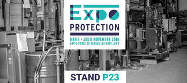 Liftop participe au Salon EXPOPROTECTION 2018