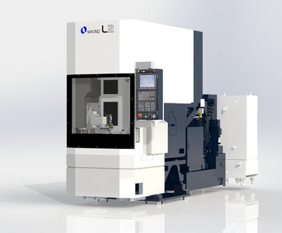 Nouveau centre d'usinage vertical 5 axes L2 de Makino