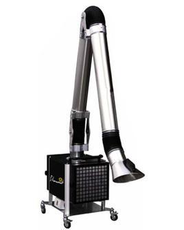Aspirateur industriel pour fum e de soudure aspirateur mobile fum es de soudage - Aspirateur de fumee cuisine ...