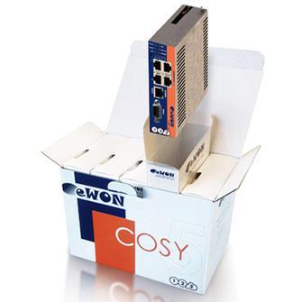 eWON COSY 141: la télémaintenance d'automate en toute