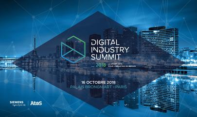Siemens et Atos lancent le Digital Industry Summit 2018