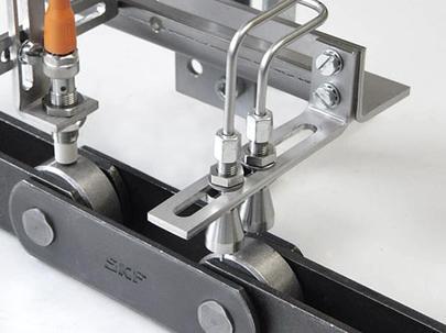 Syst 232 Me De Lubrification Automatique Skf Chainlube Pour
