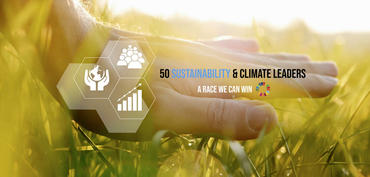 "SSI SCHÄFER rejoint l'initiative mondiale ""50 Sustainability and Climate Leaders"""
