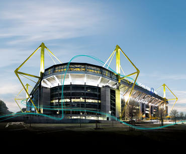 Les circulateurs intelligents de Wilo équipent désormais le temple du football de Dortmund